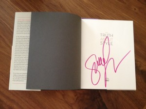 Stacy London Autograph